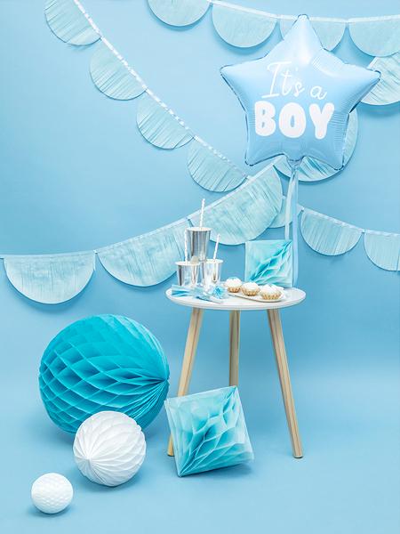 FOLIEBALLON | IT'S A BOY, STJERNE