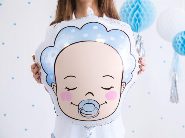 BALLONHILSEN | BABY FACE BOY